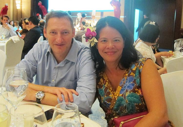 Qingdao Expat Charity havana night