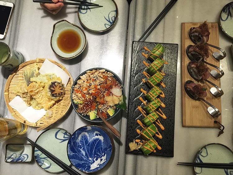 Raki Qingdao sushi restaurant 5