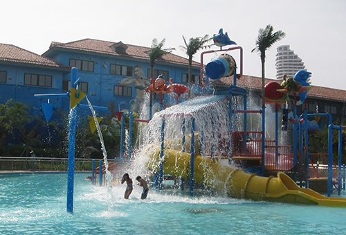 Haiyang Waterpark Qingdao Expat Blog