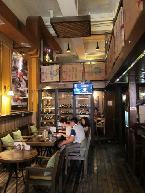Coffee street Qingdao g