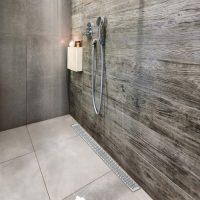 Delta Linear Drain - QM Drain   Center & Linear Shower Drains