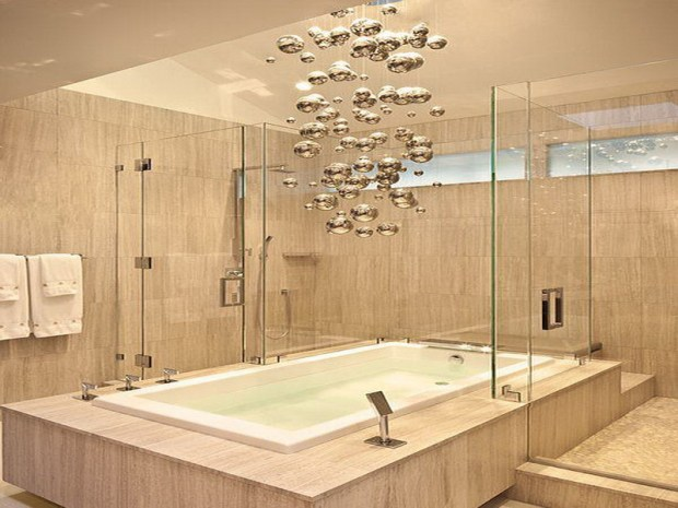 contemporary bathroom light fixtures lighting