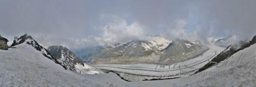 Aletschgletscher vom Egishorn