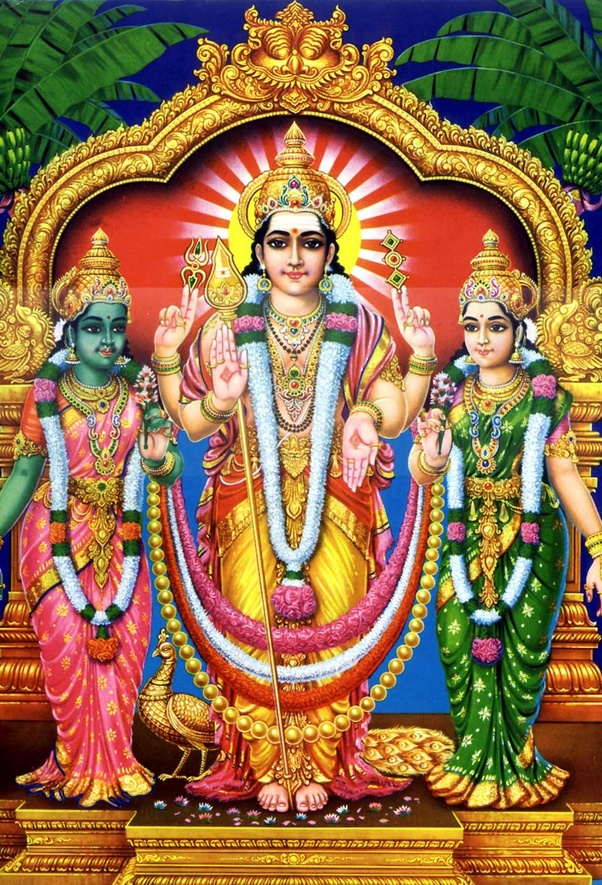 Lord Venkateswara Hd Wallpapers For Windows 7 Why Is The Son Of Lord Shiva Murugan Kartikeya The