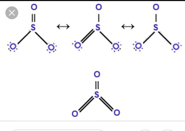so3 2 lewis diagram