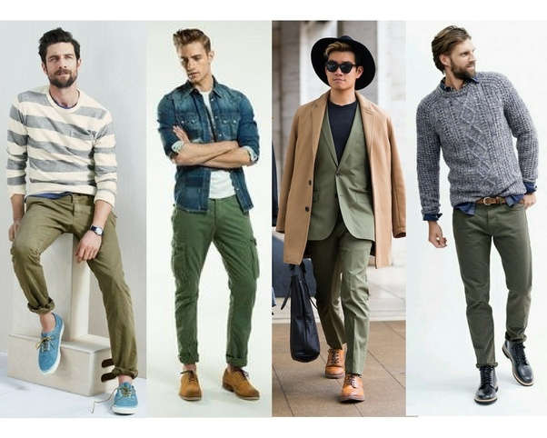 What Color Shirt Goes With Green Pants Quora