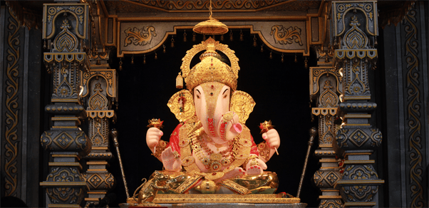 Lord Ganesha Wallpapers Hd For Windows 7 What Is The History Of Shrimant Dagdusheth Halwai Ganapati