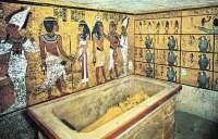 Why were ancient Egyptian wall paintings drawn? - Quora