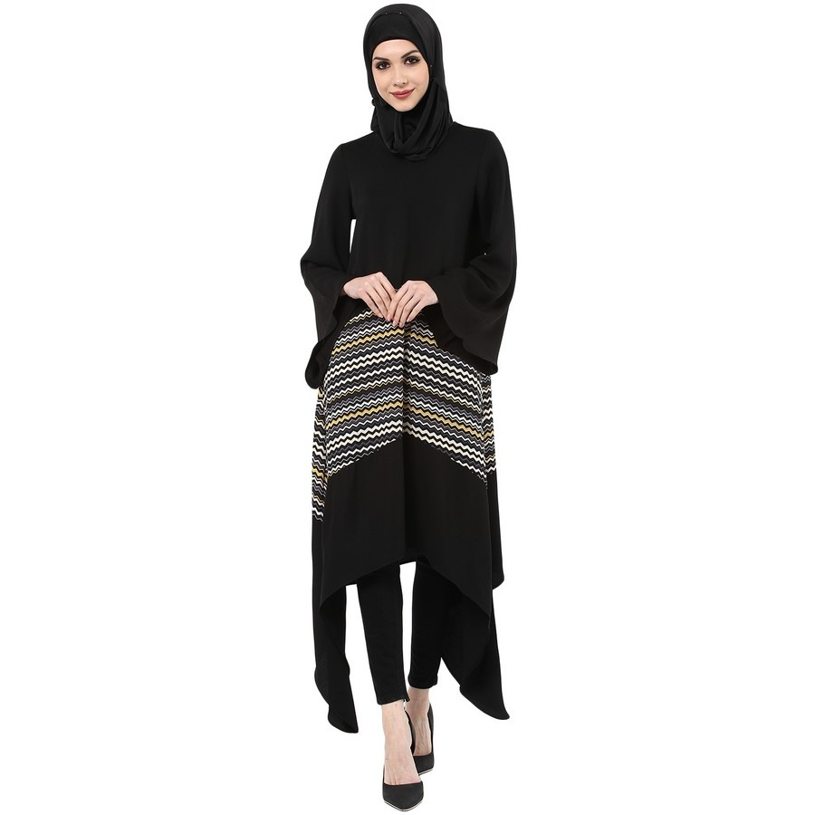 Grey Designer Abaya Where Can I Find Abaya Suits In India Quora