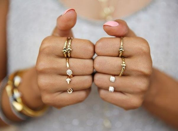 What Fingers Should I Wear My Rings On Female Quora