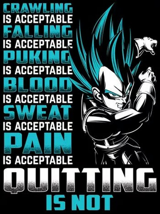 Epic Vegeta Quotes Wallpaper What Is Your Favorite Dragon Ball Quote Quora