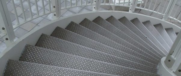 What39s The Application Of Aluminium Diamond Tread Plate On