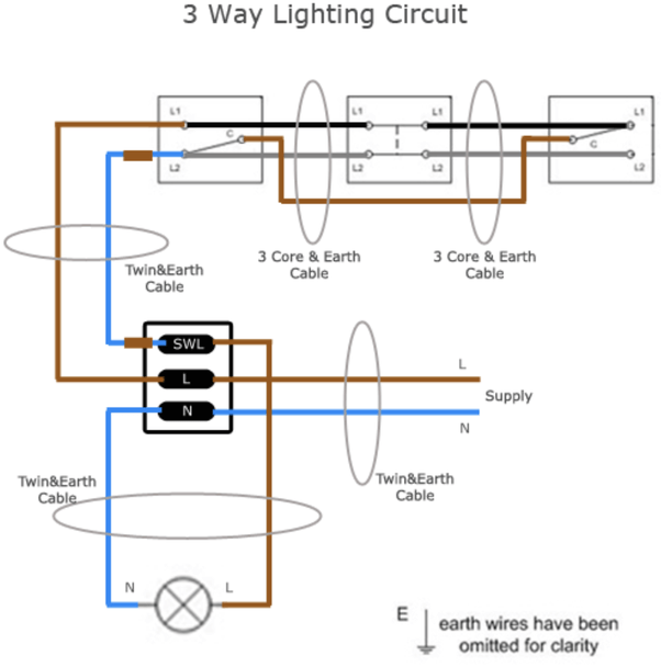 wiring two schematics together diagram
