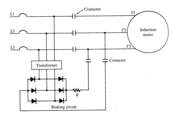 What Is Dynamic Braking In An Induction Motor Quora