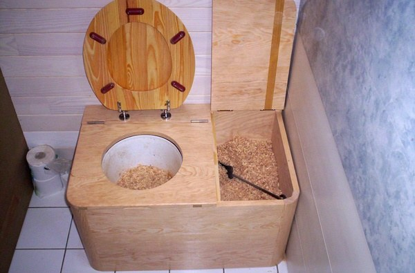 Biotoilette Selber Bauen How Do The Composting Toilets Work, And What's The Deal