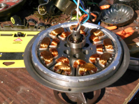 ceiling fan motor type