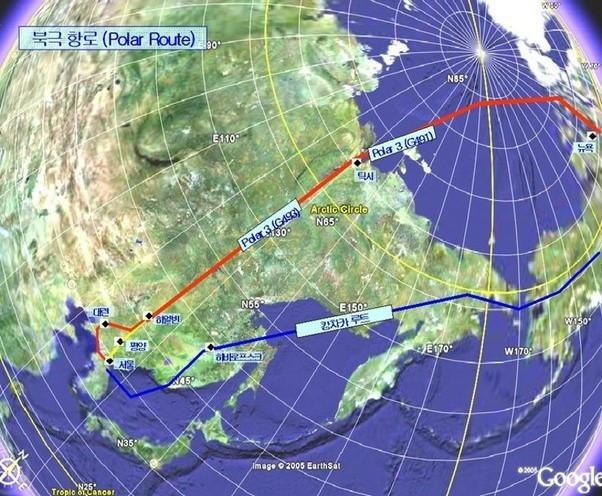 What Are The Reasons That Flight Paths Especially For