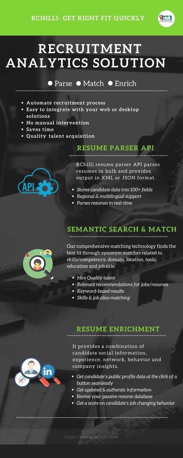 resume parsing pdf