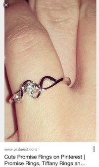 How to wear a promise ring - Quora