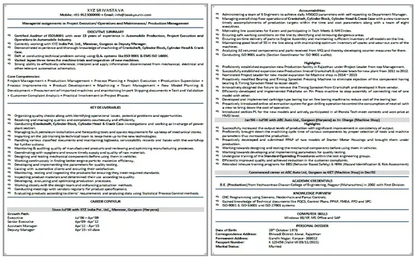 best resume writing service quora