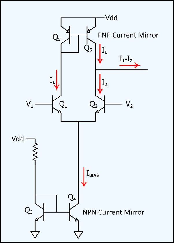constant current transistor circuit
