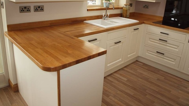 Holzarbeitsplatte Hygiene Are Wooden Kitchen Worktops Hygienic Quora