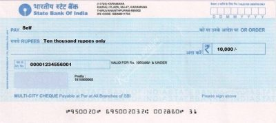 Can one cash a check found lying somewhere? - Quora