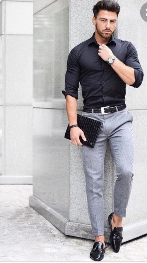Grey Colour Formal Pant What Color Shirt Matches With Grey Formal Pants Quora