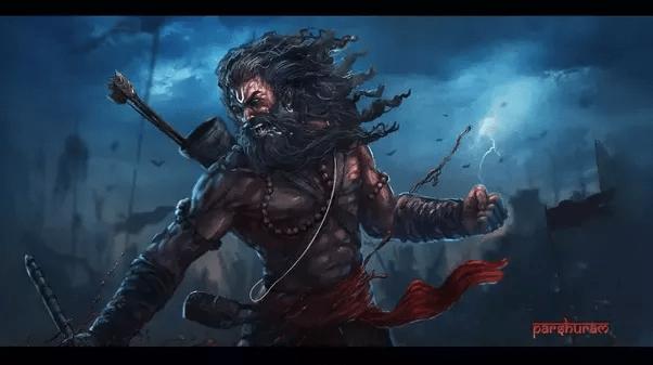 Shiva Animated Wallpaper Hd What Is The Origin Of Lord Parshuram Quora