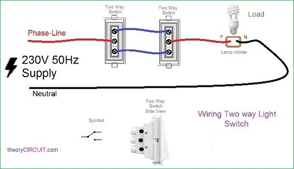 two way switch operation