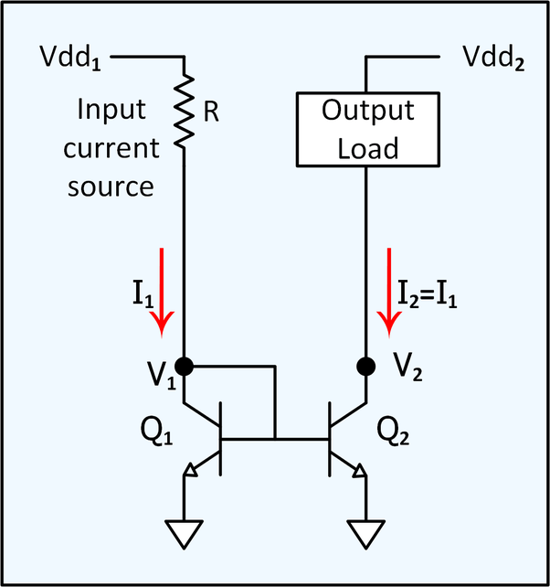 constant current source circuit using mic5158