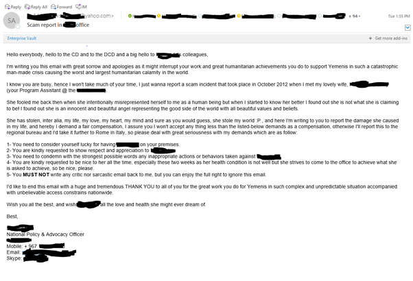 What Are The Most Epic Funniest Farewell Emails Ever Sent