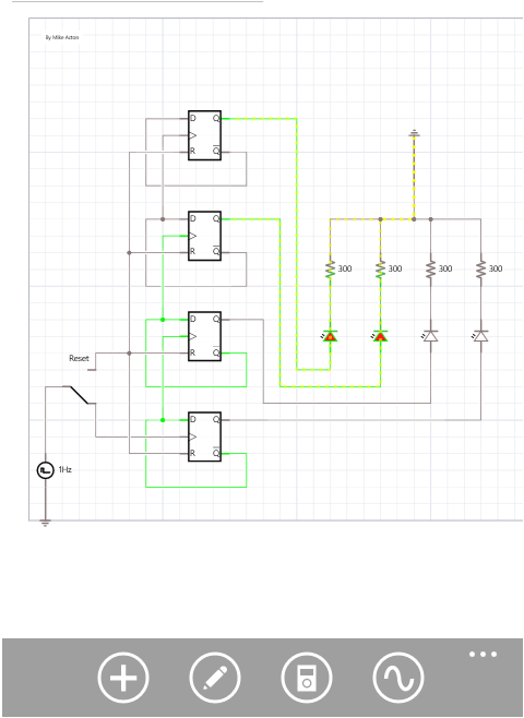 windows 8 app circuit simulator docircuits