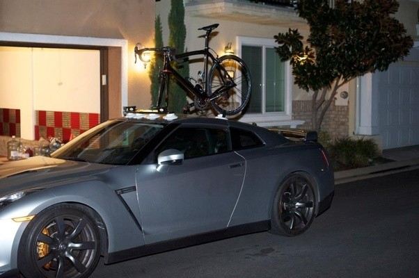 Is There Any Proper Bike Rack Avaliable For Fairlady 350z
