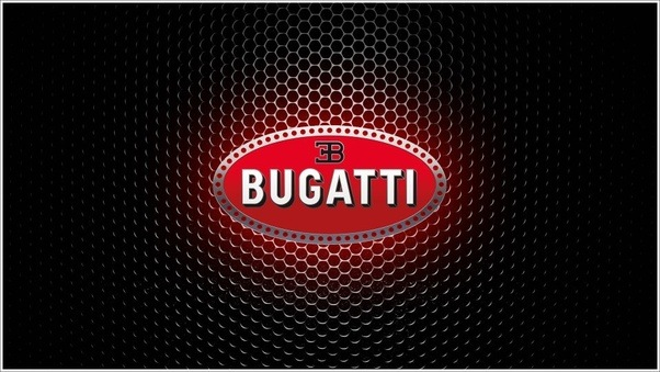 Most Expensive Car Hd Wallpaper What Is The Bugatti Logo Quora