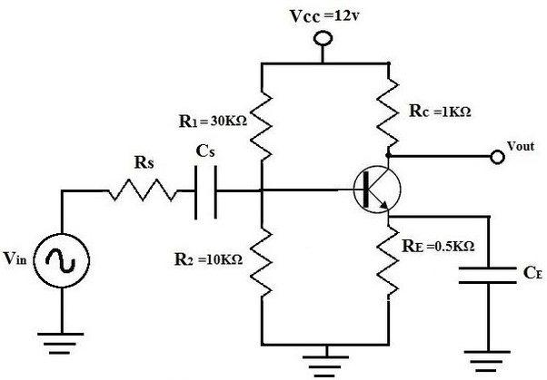 transistor circuit analysis