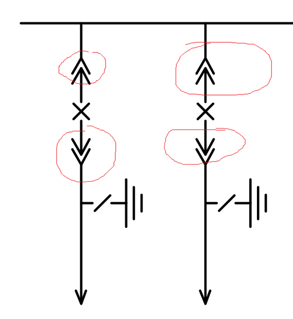 electrical current diagram current electric