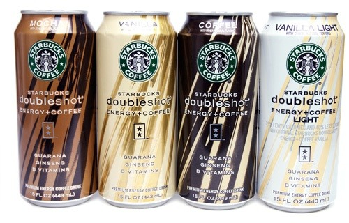 How Do Products Like Starbucks Cold Coffee That Contain