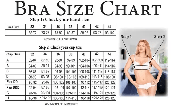 What Is The Smallest Size Of A Bra Quora