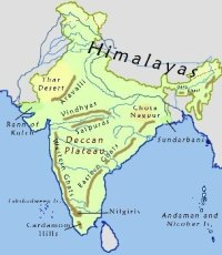 What is the peninsula of India? - Quora