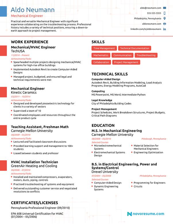 quora resume software engineer