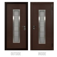 What are good front door colors for a light brick house ...