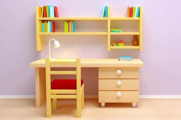 I Want To Buy A Study Table And Chairs For My Children