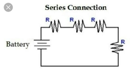 complete series circuit