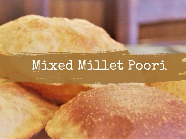 What Are Some Recipes In Which Millet Flour Is Used As The
