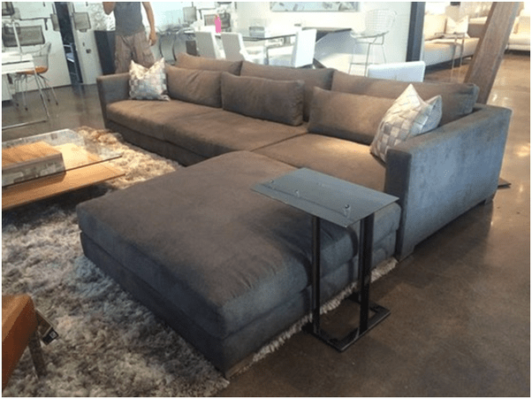How To Decorate A Brown Sofa And Dark Flooring Quora