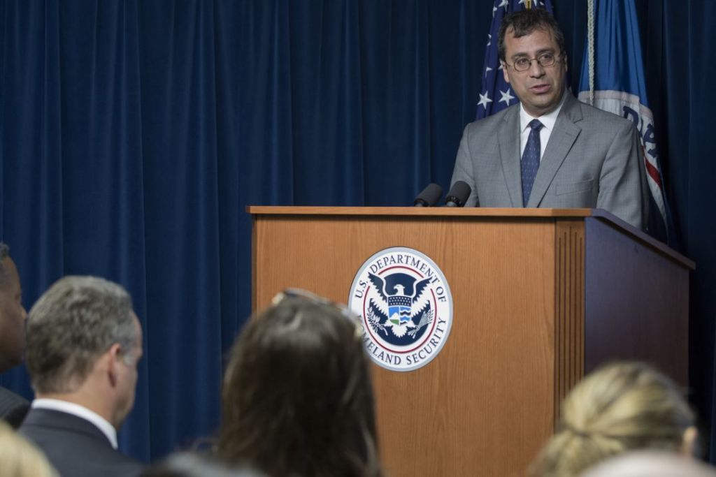 Francis Cissna Director Of The United States Citizenship