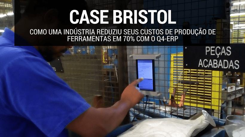 Redução de Custos de Produção de Ferramental - Case bristol
