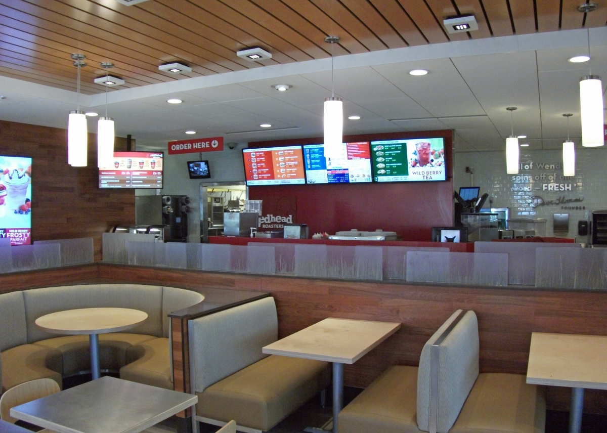 Resturant Stores Wendy S Tests Four New Stores Restaurant News Qsr Magazine