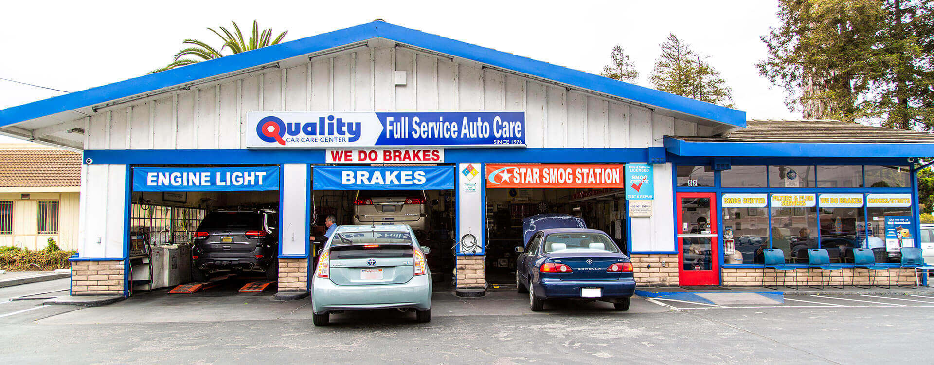 Repair Shop Silicon Valley Auto Repair Quality Tune Up Car Care